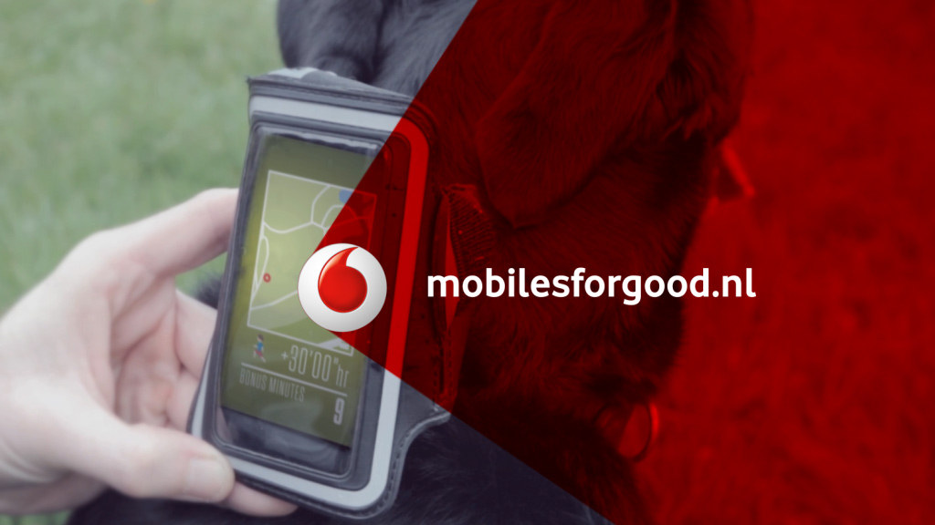 Vodafone – Mobiles for Good