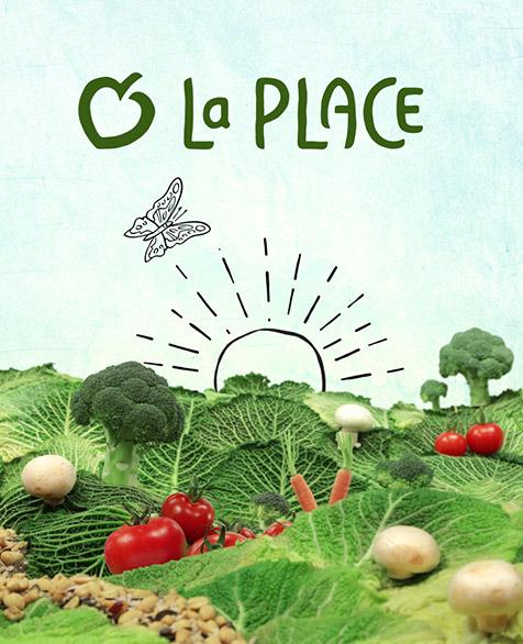 2d: La Place – Hou van Natuurlijk