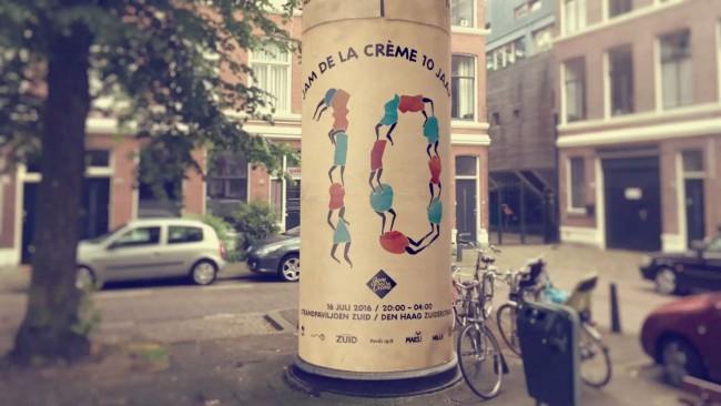 Jam de la Crème 2016
