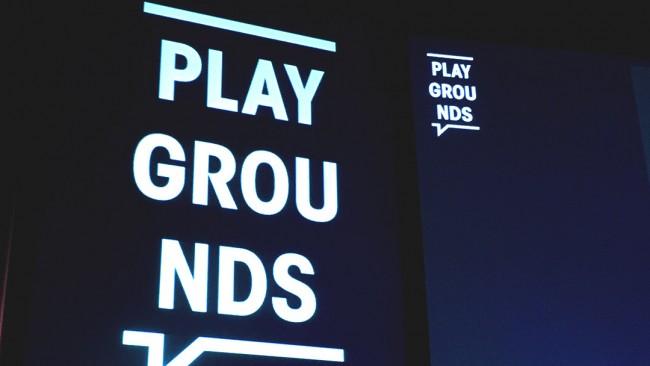 Playgrounds 2016: Imagine Everything