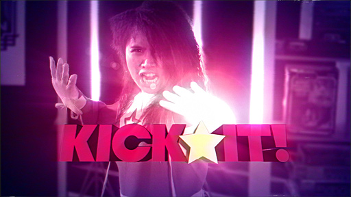 Kick It! Starring Trisjony Irokromo