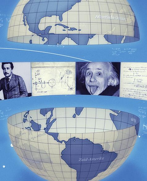 Animation: DWDD University – Einstein