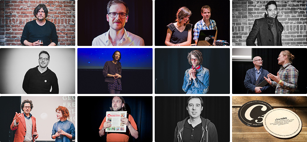 Cinetoko Collage Speakers