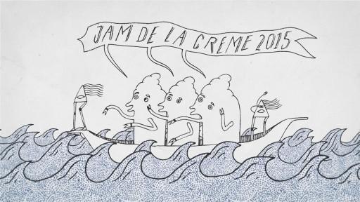 Jam De La Creme Festival 2015